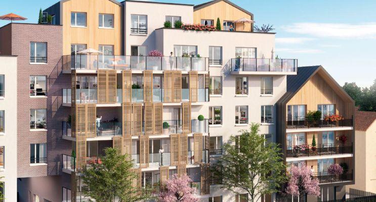 Résidence « Panorama Livry Gargan » programme immobilier neuf en Loi Pinel à Livry-Gargan n°1