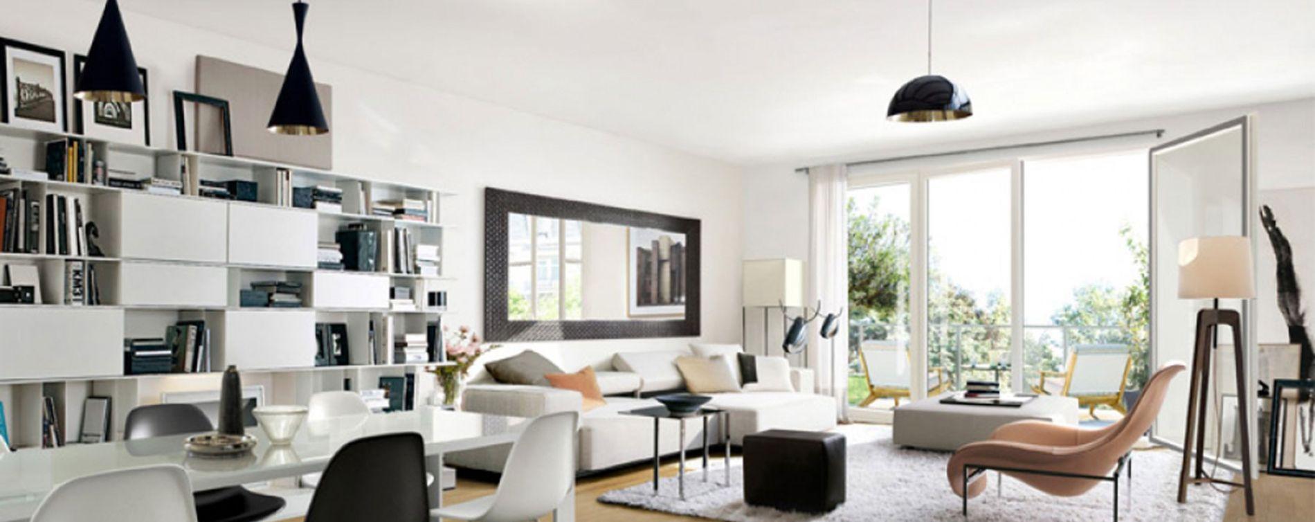 Livry-Gargan : programme immobilier neuve « Programme immobilier n°214506 » en Loi Pinel (4)