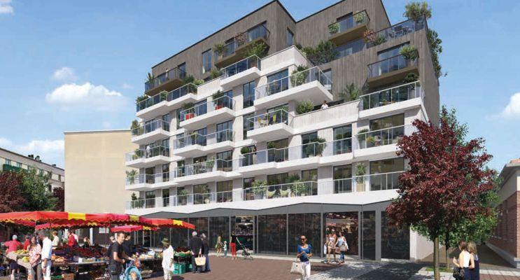 Livry-Gargan programme immobilier neuf «  n°214506 » en Loi Pinel
