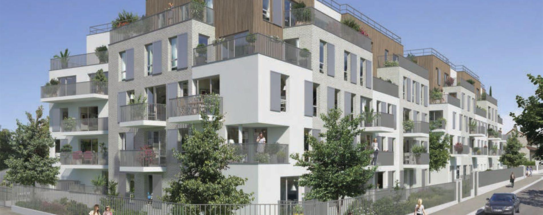 s quen 39 ciel livry gargan programme immobilier neuf n 214115. Black Bedroom Furniture Sets. Home Design Ideas