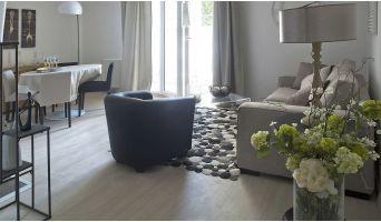 Résidence « Villa Quesnay » programme immobilier neuf en Loi Pinel à Livry-Gargan n°2