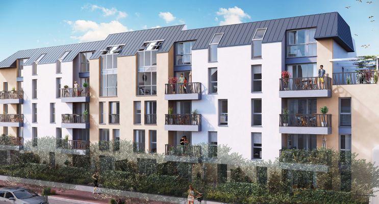 Résidence « Villa Quesnay » programme immobilier neuf en Loi Pinel à Livry-Gargan n°1