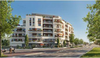 Livry-Gargan : programme immobilier neuf « Vue Ciel » en Loi Pinel