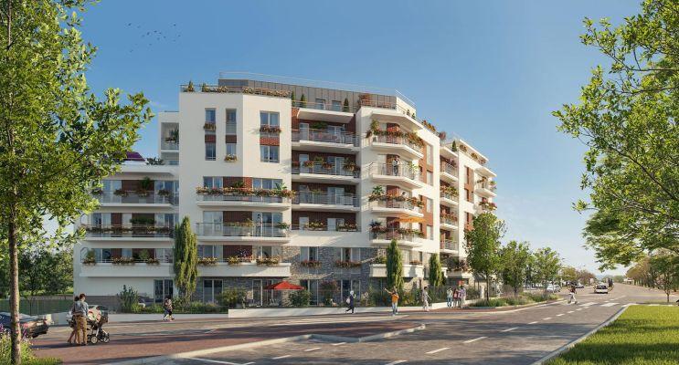 Livry-Gargan programme immobilier neuf « Vue Ciel