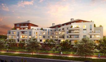 Montfermeil programme immobilier neuve « Eden » en Loi Pinel