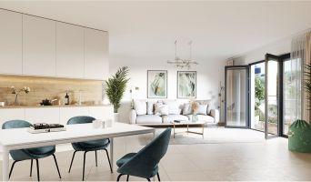 Montfermeil programme immobilier neuve « Équation » en Loi Pinel  (3)
