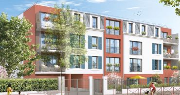 Montfermeil : programme immobilier neuf « La résidence des vignes »