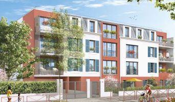 Photo du Résidence « La résidence des vignes » programme immobilier neuf en Loi Pinel à Montfermeil