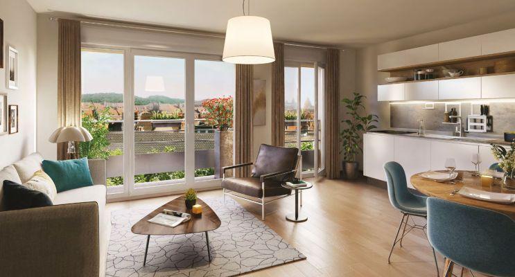 Résidence « La Résidence Des Vignes » programme immobilier neuf en Loi Pinel à Montfermeil n°2