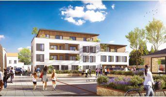 Montfermeil : programme immobilier neuf « L'Allée des Lettres » en Loi Pinel