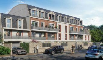 Montfermeil programme immobilier neuve « L'Orée du Centre »