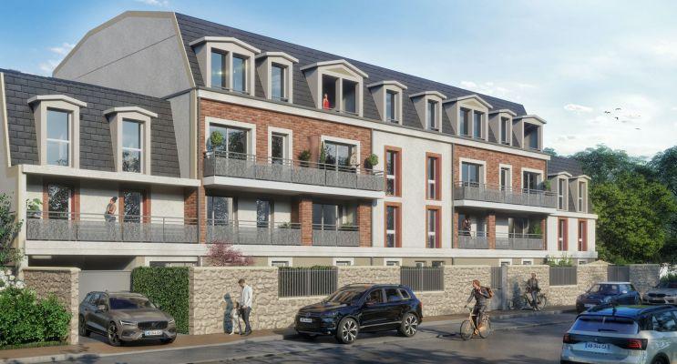 Photo du Résidence « L'Orée du Centre » programme immobilier neuf en Loi Pinel à Montfermeil
