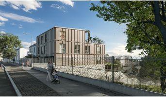 Montreuil programme immobilier neuve « Domaine sous Bois » en Loi Pinel  (2)