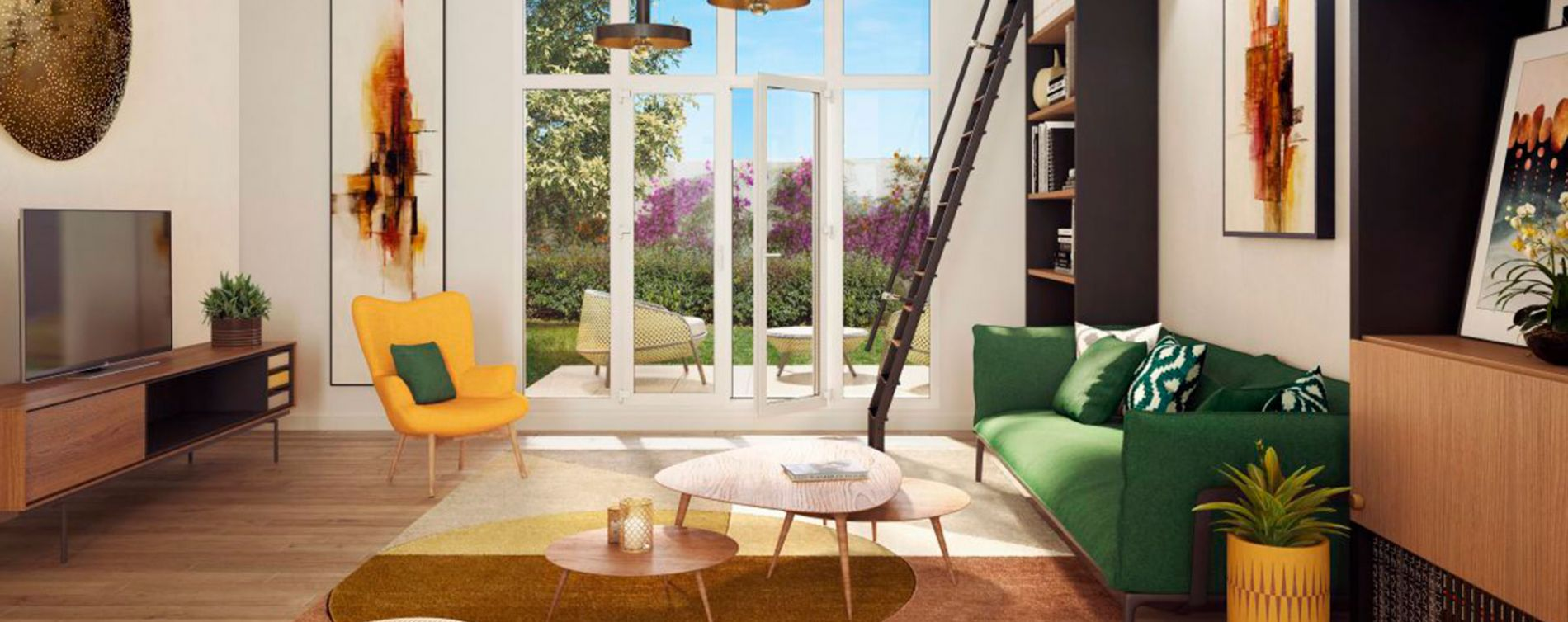 Montreuil : programme immobilier neuve « Oxygène » (3)