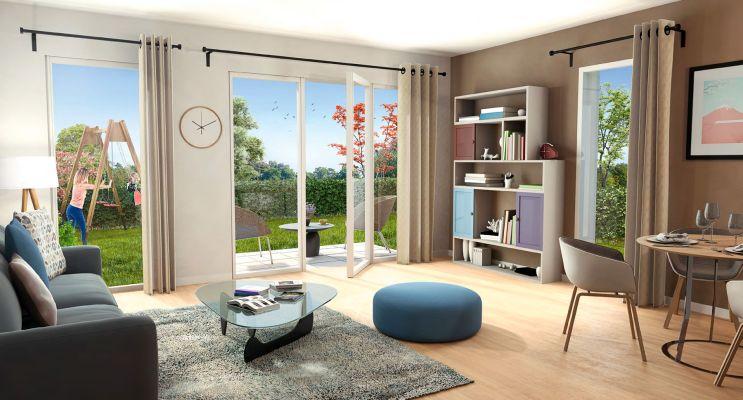 Résidence « 7 Foch » programme immobilier neuf en Loi Pinel à Neuilly-Plaisance n°2