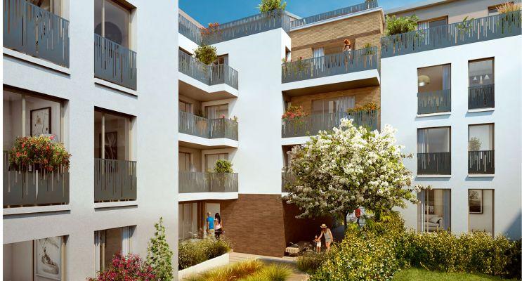Résidence « 7 Foch » programme immobilier neuf en Loi Pinel à Neuilly-Plaisance n°4