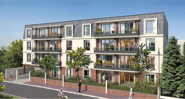 Photo du Résidence « Esprit Plaisance » programme immobilier neuf en Loi Pinel à Neuilly-Plaisance