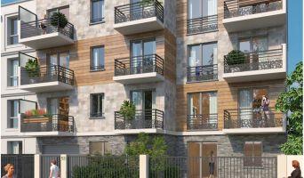 Photo du Résidence « Résidence Guérinière » programme immobilier neuf en Loi Pinel à Neuilly-Plaisance