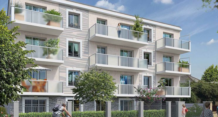 Résidence « Résidence Victor Hugo » programme immobilier neuf en Loi Pinel à Neuilly-Plaisance