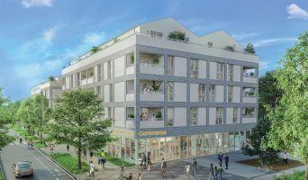 Photo du Résidence « Centr'All » programme immobilier neuf en Loi Pinel à Neuilly-sur-Marne