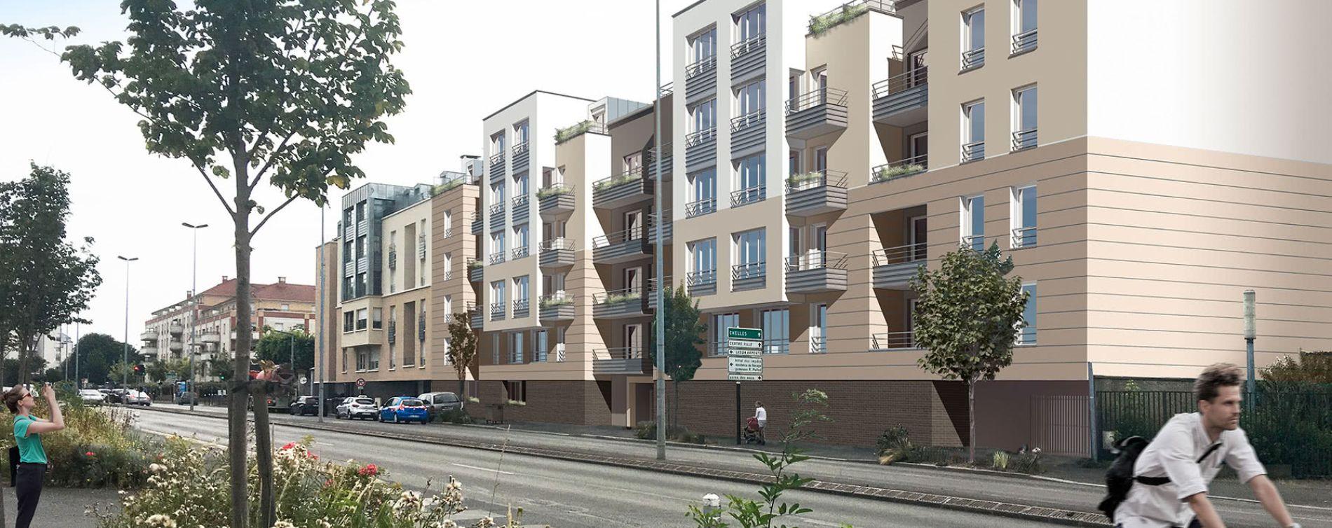 Résidence Coeur de Vie à Neuilly-sur-Marne