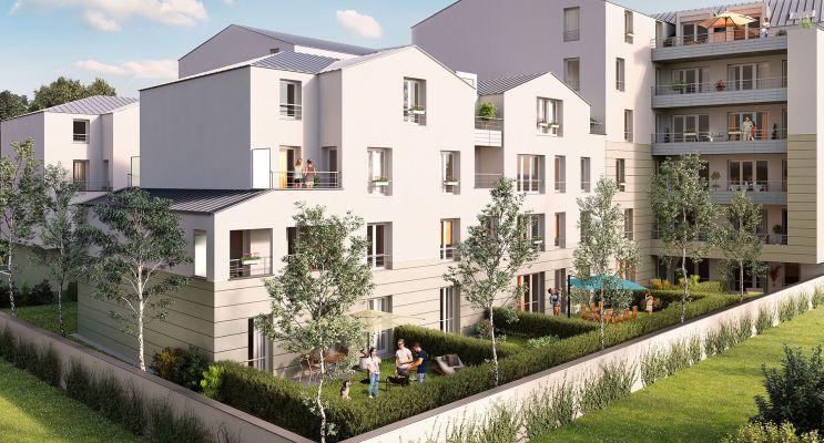Photo du Résidence « Coeur de Vie » programme immobilier neuf en Loi Pinel à Neuilly-sur-Marne