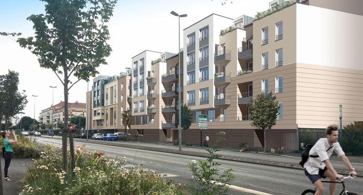 Résidence « Coeur De Vie » programme immobilier neuf en Loi Pinel à Neuilly-sur-Marne n°2