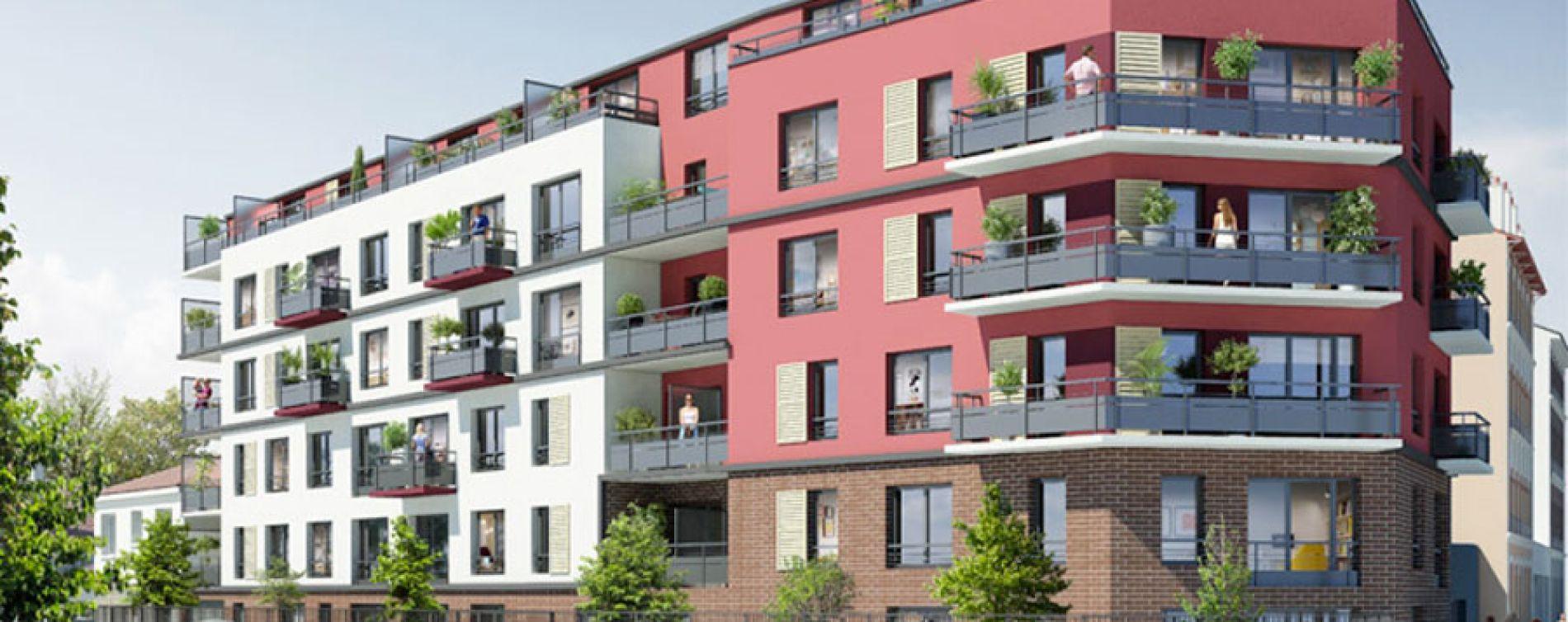 Résidence Harmony Neuilly sur Marne à Neuilly-sur-Marne