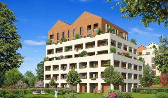 Photo du Résidence « Les Apparts – Côté Jardin » programme immobilier neuf en Loi Pinel à Neuilly-sur-Marne