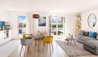 Résidence « Les Apparts – Côté Jardin » programme immobilier neuf en Loi Pinel à Neuilly-sur-Marne n°3