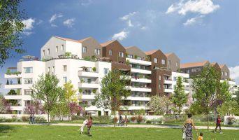 Résidence « Les Apparts Côté Parc » programme immobilier neuf en Loi Pinel à Neuilly-sur-Marne n°1