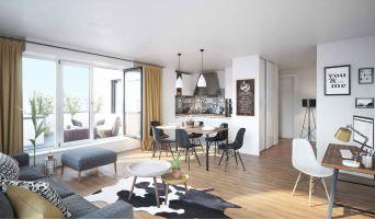 Résidence « Les Apparts Côté Parc » programme immobilier neuf en Loi Pinel à Neuilly-sur-Marne n°3