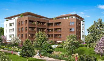 Résidence « Les Apparts - Côté Sud » programme immobilier neuf en Loi Pinel à Neuilly-sur-Marne n°2