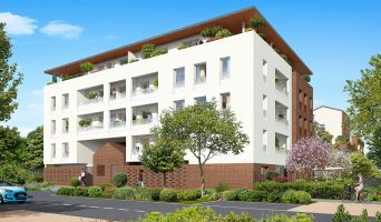 Résidence « Les Apparts - Côté Sud » programme immobilier neuf en Loi Pinel à Neuilly-sur-Marne n°3