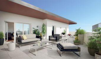 Résidence « Les Apparts - Côté Sud » programme immobilier neuf en Loi Pinel à Neuilly-sur-Marne n°5