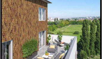 Photo du Résidence « Parc Horizon - Parc de Maison Blanche » programme immobilier neuf en Loi Pinel à Neuilly-sur-Marne