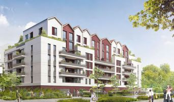 Photo du Résidence « Uni'Vert » programme immobilier neuf en Loi Pinel à Neuilly-sur-Marne