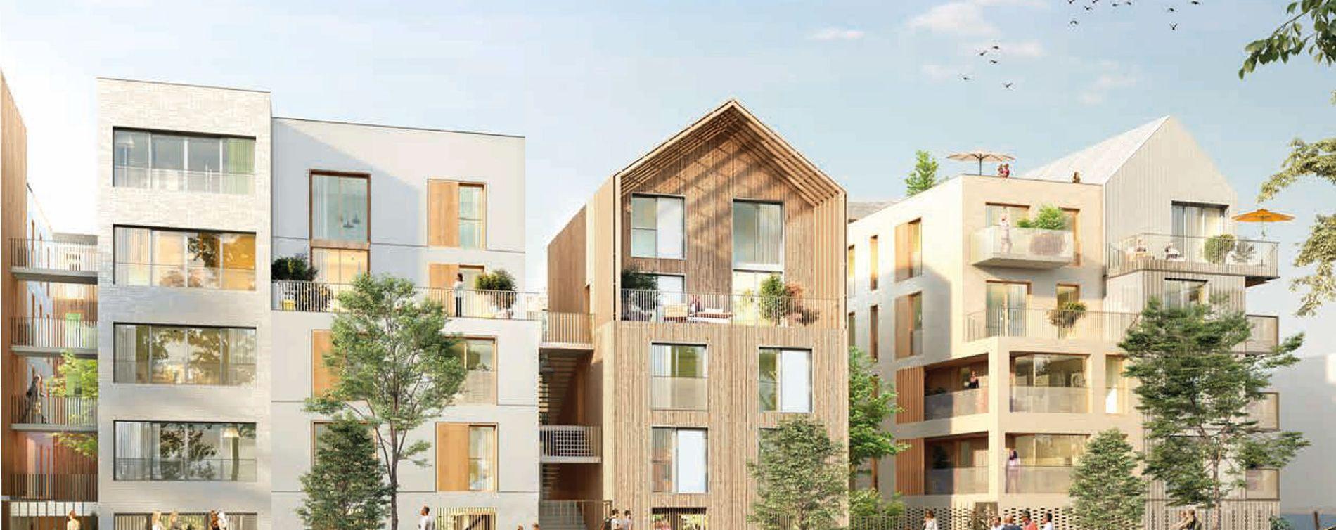 Résidence Arboresens à Noisy-le-Grand