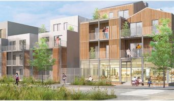 Résidence « Arboresens » programme immobilier neuf en Loi Pinel à Noisy-le-Grand n°2