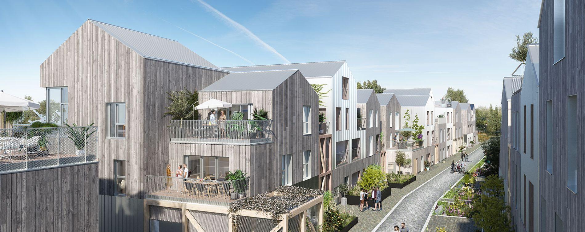 Noisy-le-Grand : programme immobilier neuve « Belle-Île-en-Marne » en Loi Pinel (2)