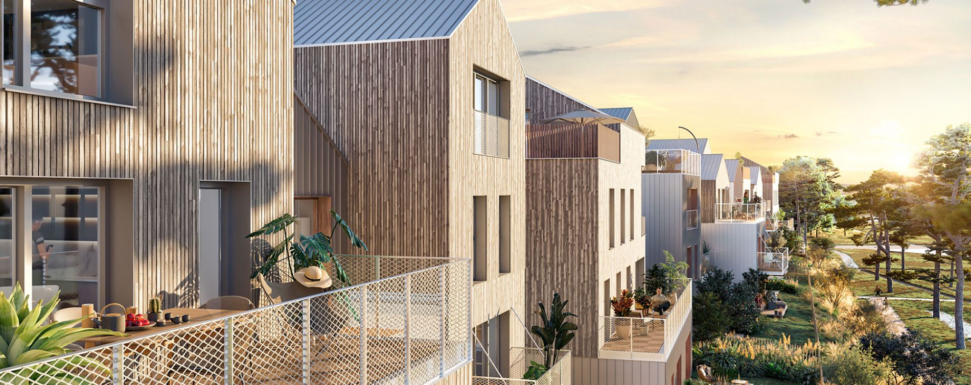Noisy-le-Grand : programme immobilier neuve « Belle-Île-en-Marne » en Loi Pinel (3)