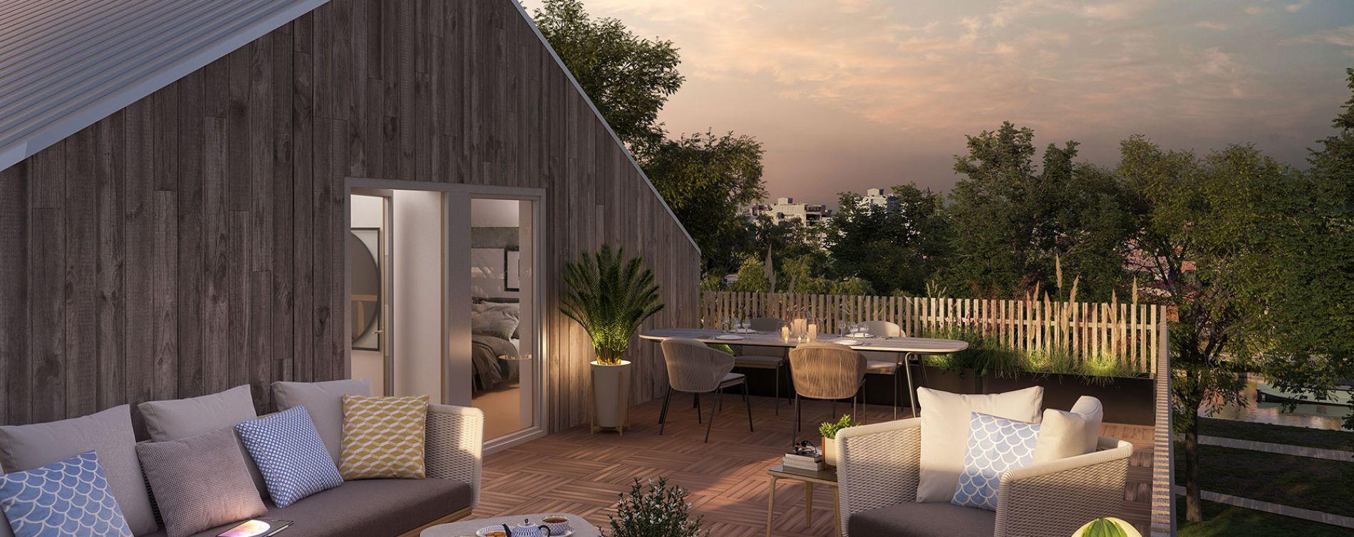 Noisy-le-Grand : programme immobilier neuve « Belle-Île-en-Marne » en Loi Pinel (4)