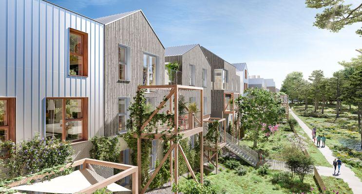 Noisy-le-Grand : programme immobilier neuf « Belle-Île-en-Marne » en Loi Pinel