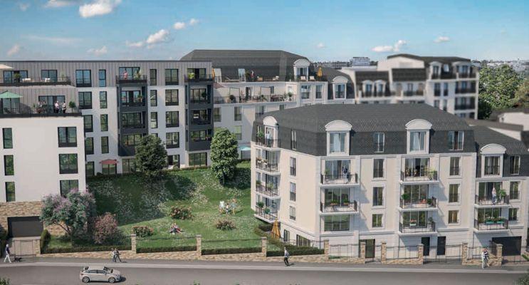 Photo du Résidence «  n°214484 » programme immobilier neuf en Loi Pinel à Noisy-le-Grand