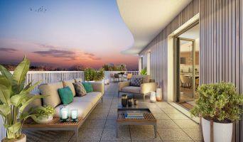 Photo du Résidence « Les Balcons d'Opale » programme immobilier neuf en Loi Pinel à Noisy-le-Grand