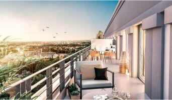 Photo du Résidence « Les Jardins d'Abraxas » programme immobilier neuf en Loi Pinel à Noisy-le-Grand