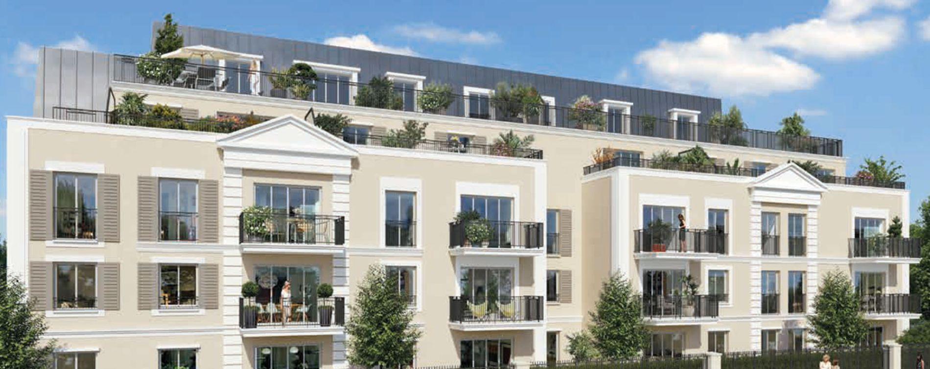 Noisy-le-Grand : programme immobilier neuve « Programme immobilier n°214501 »