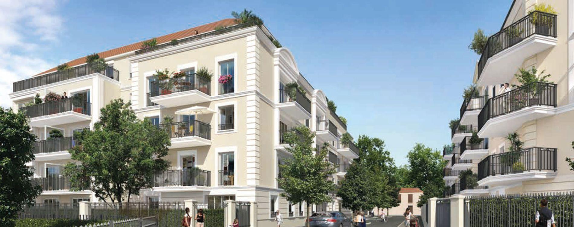 Noisy-le-Grand : programme immobilier neuve « Programme immobilier n°214501 » (2)