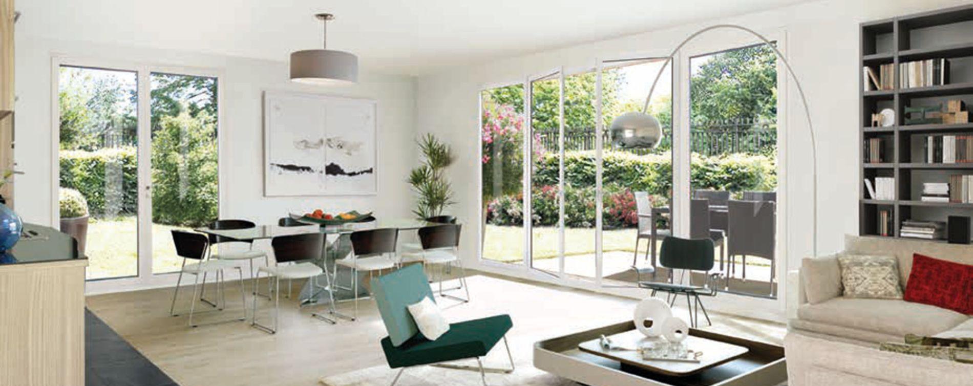 Noisy-le-Grand : programme immobilier neuve « Programme immobilier n°214501 » (4)