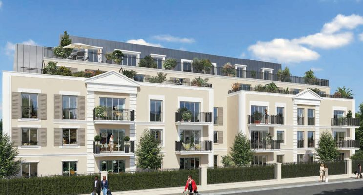 Photo du Résidence «  n°214501 » programme immobilier neuf en Loi Pinel à Noisy-le-Grand